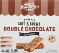 Bakery On Main Double Chocolate Granola Bars