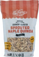 Bakery On Main  Organic Happy Granola Gluten Free   Sprouted Maple Quinoa