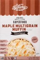 Bakery on Main Maple Multigrain Muffin Instant Oatmeal - Gluten Free