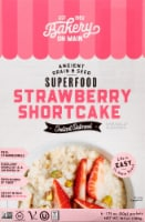 Bakery on Main Strawberry Shortcake Instant Oatmeal - Gluten Free