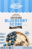 Bakery On Main Gluten Free Blueberry Scone Instant Oatmeal