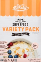 Bakery on Main Instant Oatmeal Variety Pack - Gluten Free