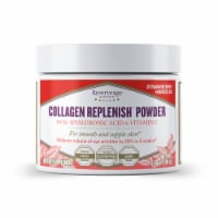 Reserveage Nutrition Strawberry Hibiscus Collagen Replenish Powder - 3.56 oz