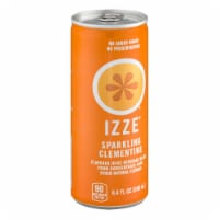 IZZE Sparkling Clementine Flavored Juice Drink