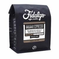 Organic Espresso, Drip Grind, 12oz bag