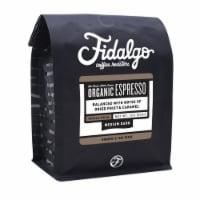 Organic Espresso, Whole Bean, 12oz bag
