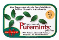Meltzer's Peppermint Puremints