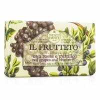 Nesti Dante Il Frutteto Illuminating Soap  Red Grapes & Blueberry 250g/8.8oz - 250g/8.8oz