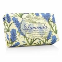 Nesti Dante Lavanda Natural Soap  Blu Del Mediterraneo  Relaxing 150g/5.29oz - 150g/5.29oz