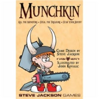 Munchkin Card Game - 1 Unit