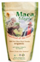 Maca Magic Organic Pure Maca Root Powder
