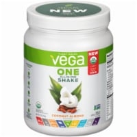 Vega One Coconut Almond Flavored All-in-One Shake