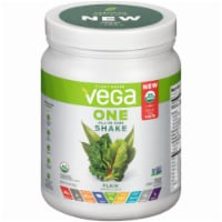 Vega One Plain All-in-One Shake Drink Mix
