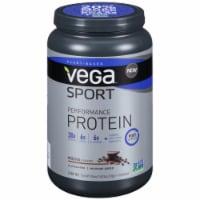 Vega Sport Plant-Based Performance Protein Mocha Drink Mix Powder