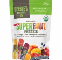 DeeBee's Organic Superfruit Freezie Freezer Pops