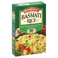 Heritage Select Spanish Style with Bell Peppers Basmati Rice