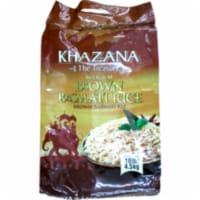 Khazana Brown Basmati Rice - 10 Lb (4.5 Kg) - 1 unit