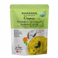 Khazana® Organic Turmeric Coconut Basmati Rice - 8.81 oz