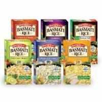 Heritage Select Basmati Rice Variety Pack - 6 ct / 6.5 oz