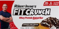 Fitcrunch Cookies & Cream Bars
