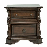 Arbor Place Night Stand in Brown - Liberty Furniture - 1