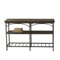 Liberty Furniture Franklin Sofa Table - 1