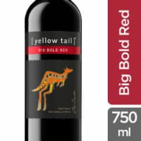 Yellow Tail Big Bold Red Wine
