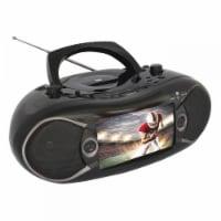 Naxa 7in Bluetooth Dvd/tv Boombox - 1