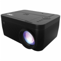 Naxa NVP2501C 150 inch Home Theater LCD Projector Combo with Built-In DVD Player - 1
