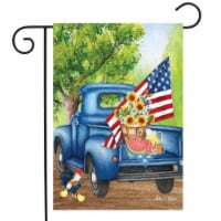 Briarwood Lane BLG00774 Old Days Garden Flag - 1
