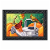 Briarwood Lane BLD00898 Fall Watering Can Doormat - 1