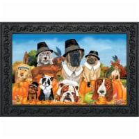 Briarwood Lane BLD01369 Give Thanks Dogs Doormat - 1
