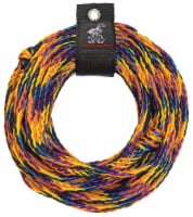 AIRHEAD AHTR-60 60 Ft. Length 2375 Pound Strength 2 Rider Tube Tow Rope (2 Pack) - 1 Unit