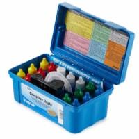 Taylor K2005 Swimming Pool Chlorine Bromine Alkalinity Hardness pH DP Test Kit - 1 Unit