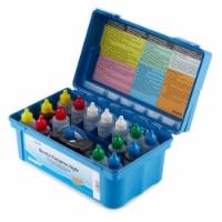 Taylor K-2005C 2000 Service Complete Swimming Pool Bromine Chlorine pH Test Kit - 1 Unit
