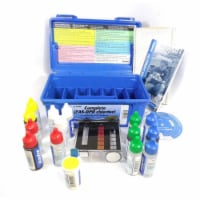 Taylor Technologies K2006 Complete Chlorine Pool & Spa Water FAS-DPD Test Kit
