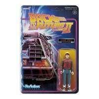 Super7 Back To The Future Part II Future Marty Reaction Figure - 1 Unit