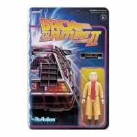 Super7 Back To The Future Part II Future Doc Reaction Figure - 1 Unit