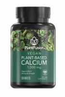 PlantFusion Vegan Plant-Based Calcium 1000mg