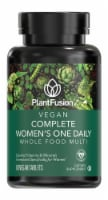 PlantFusion Vegan Complete Women's One Daily Whole Food Multi-Vitamin Vegan Tablets - 60 ct