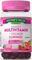 Nature's Truth Women's Multi-Vitamin + Collagen Gummies - 70 ct