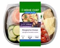 Home Chef Oven Kit Margarita Chicken With Garlic Parmesan Zucchini