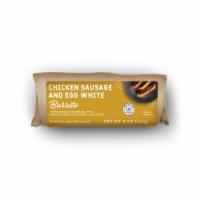 Home Chef Egg White & Chicken Sausage Burrito
