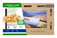 Home Chef Value Meal Kit Crispy Buffalo Chicken Mac And Cheese