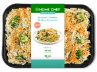Home Chef Broccoli Cheddar Chicken Casserole - 40 oz