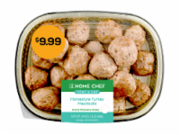 Home Chef Heat & Eat Homestyle Turkey Meatballs
