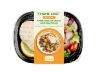 Home Chef Heat and Eat Lemon Basil Grilled Chicken With Roasted Potatoes - 12 oz