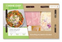 Home Chef Meal Kit Turkey And Sweet Potato Picadillo With Green Chili Slaw