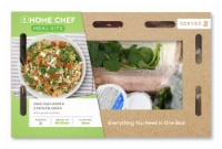 Home Chef Meal Kit One-Pan Greek-Style Chicken Thigh Orzo With Spinach And Feta