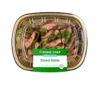 Home Chef Heat & Eat Sliced Steak - 14 oz